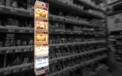 Philips Point of Purchase Shines Bright